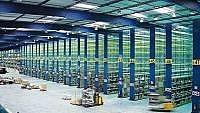 System półkowy wysokiego składowania STOW