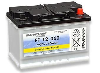 Baterie blokowe Exide typoszereg FF