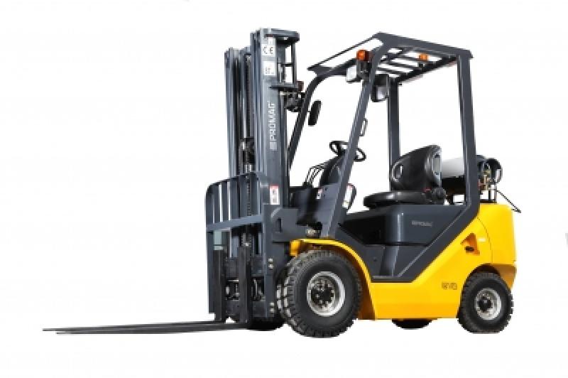 Wózek widłowy PROMAG FGL18T-JB 3300mm duplex