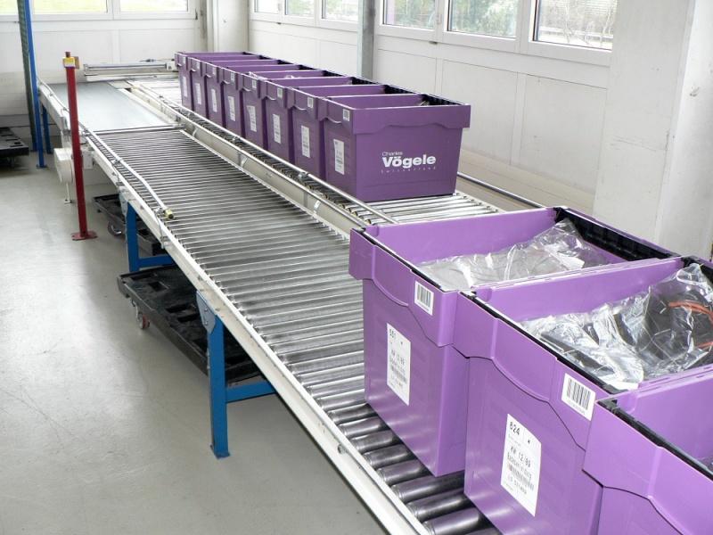 Komisjonowanie zamówień w pojemnikach Nesco