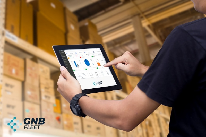 Fot GNB-Fleet_iPad