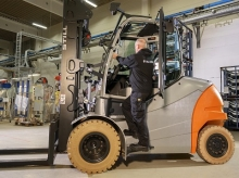 Elektryczny wózek STILL RX 60-70