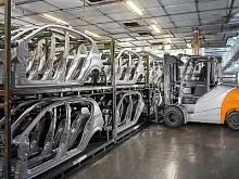 Elektryczny wózek STILL RX 60-60