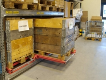 Pull-Out Unit DEXION RPU-U 1000 V 62