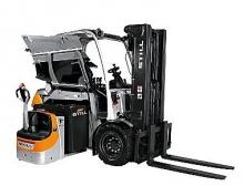 Elektryczny wózek STILL RX 60-45