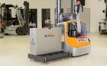 Wózek wysokiego podnoszenia STILL EXV 10 Basic