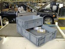 Pojemniki plastikowe RAKO - 300 x 200 x 120 mm
