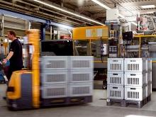 Pojemniki plastikowe RAKO - 300 x 200 x 65 mm