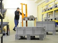 Pojemniki plastikowe RAKO - 200 x 150 x 120 mm