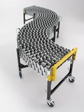 Przenośniki elastyczne grawitacyjne roleczkowe UNI-FLEX™