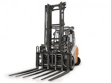 STILL RX 60-80 – wózek elektryczny do najcięższych zadań