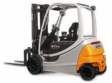 Elektryczne wózki STILL RX 60-25/600