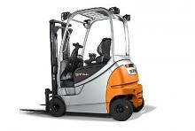 Elektryczne wózki STILL RX 60-20