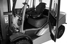 Spalinowy czołowy STILL RX 70-50 T