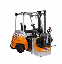 Elektryczny wózek widłowy Still RX 20-20 P/h