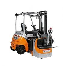 Elektryczny wózek widłowy Still RX 20-18