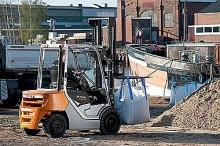 Wózek z napędem gazowym STILL RC 40-25 T