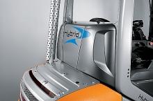 Wózki spalinowe RX 70-30 Hybrid
