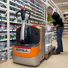Wózek niskiego podnoszenia STILL EXU 20