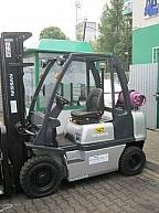 Lemarpol - wózek NISSAN UD02A25PQ