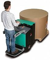 Wózek widłowy MITSUBISHI PBV20-25N z podestem dla operatora