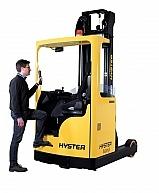 """Hyster Matrix R2.5 - wózki """"Reach truck"""" wysokiego składu"""