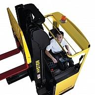 """Hyster Matrix R2.0HD - wózki """"Reach truck"""" wysokiego składu"""