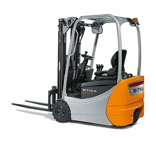 Nowy wózek elektryczny Still RX 50-10