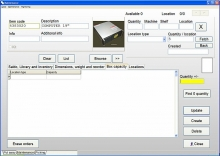 TC2000- rozwiązanie WMS dla regałów automatycznych
