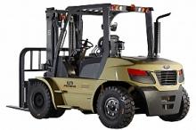 Spalinowy diesel Heavy Duty PROMAG FD100T-JI 3300mm duplex