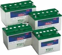 Bezobsługowe baterie Hoppecke trak® bloc