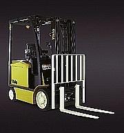 Wózki Yale czterokołowe elektryczne – VG 35
