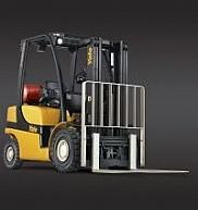 Wózki widłowe Yale Veracitor VX- GDP 25VX (Diesel)