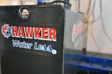 Bateria Hawker Water Less®