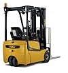 Yale trójkołowy wózek elektryczny ERP 15VT
