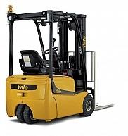 Nowe elektryczne wózki YALE VC model ERP 15 VC