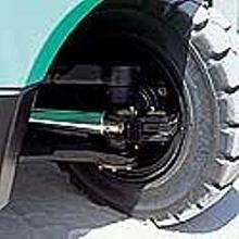 Wózek czołowy Mitsubishi serii FG40-55N