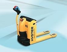 Prowadzone wózki paletowe Hyster serii P1.3- 3.0
