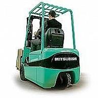 Elektryczny wózek czołowy Mitsubishi Serii FBK RT