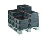 Seria pojemników QX dla branży motoryzacyjnej
