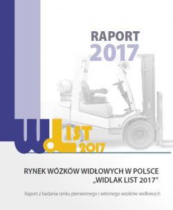 """Rynek wózków widłowych """"Widlak List 2017"""""""