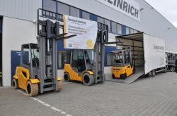 Zakupy sprzętu od ręki – Dni Otwarte Jungheinrich