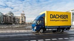 Dostawy elektrycznymi ciężarówkami