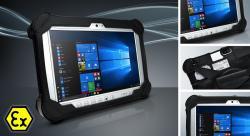 Wzmocniony tablet z certyfikatem ATEX