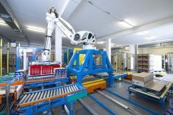 Robotyzacja w fabryce ciastek