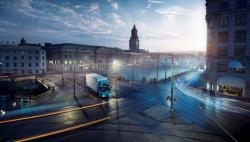 Pierwszy w pełni elektryczny samochód ciężarowy