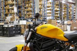 Nowe centrum logistyczne w Sala Bolognese
