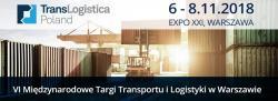 VI Międzynarodowe Targi Transportu i Logistyki TransLogistica Poland