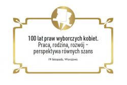 O sytuacji kobiet w Polsce