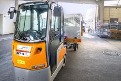 Zintegrowane zestawy transportowe STILL